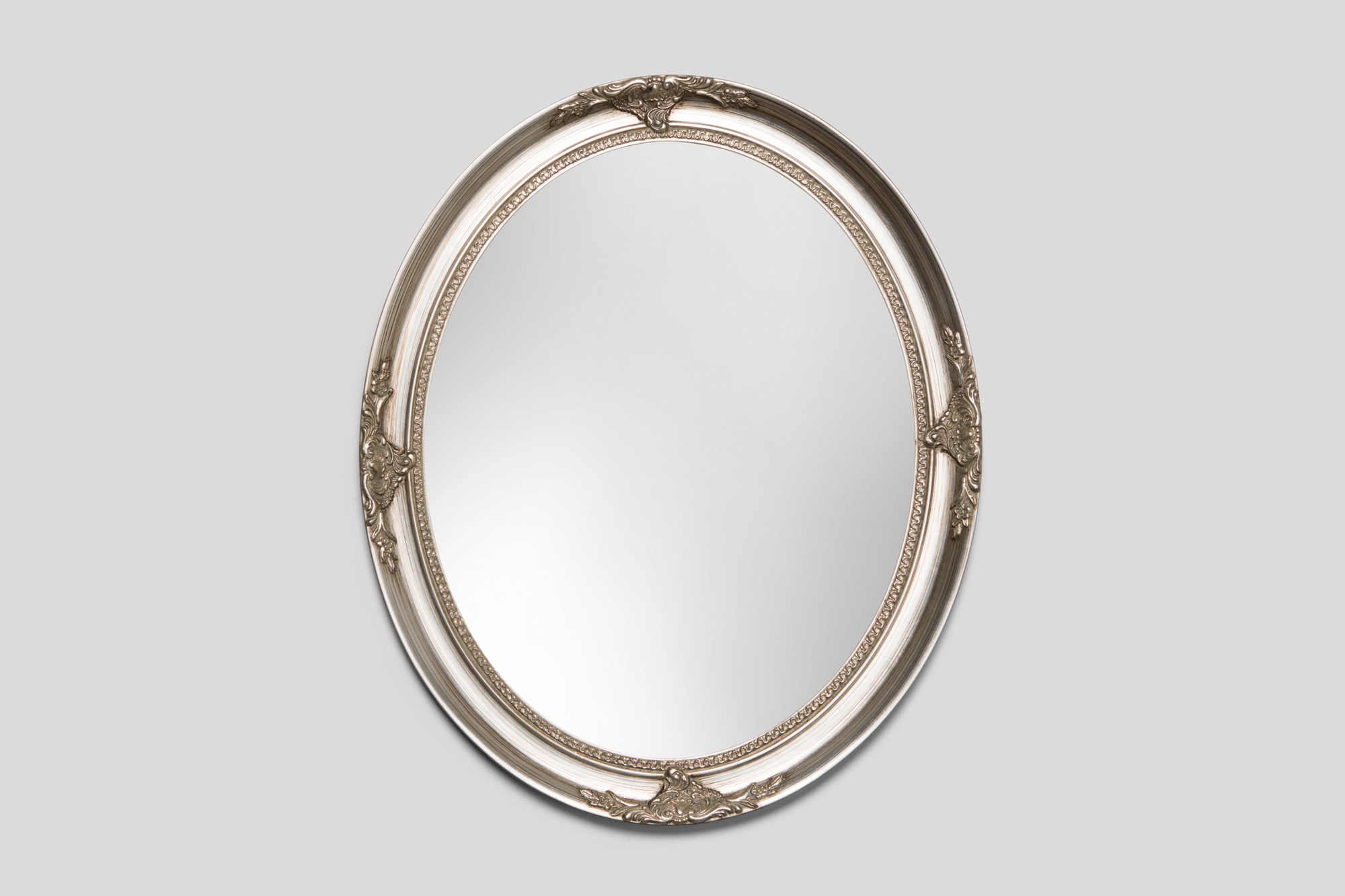 289 Silver Oval