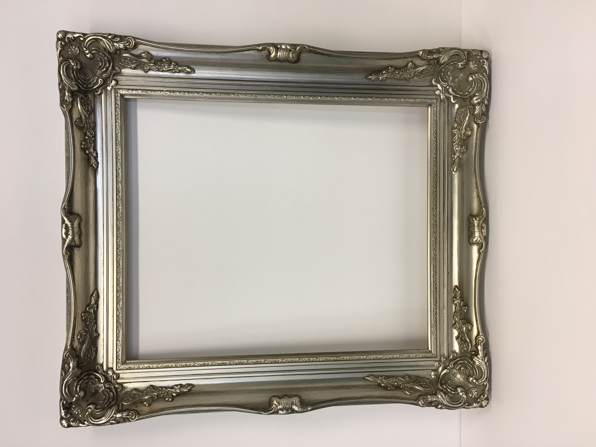 Dorable Gold And Silver Picture Frames Regalo - Ideas de Arte ...